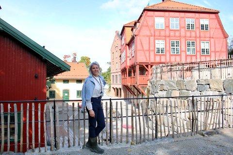 SLUTTER: Sabina Widenqvist har sagt opp stillingen sin som hotelldirektør ved Ramme Fjordhotell. Manglende motivasjon skal være årsaken.