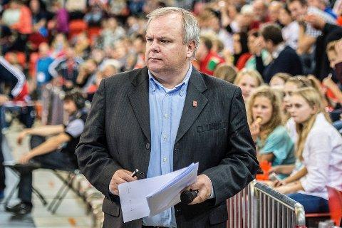 Jukser ikke: Bjørn - Gunnar Bruun Hansen og ØIF Arendal reagerer.
