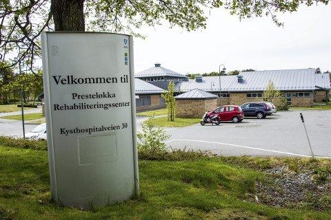Flyktninger: Ved akutt behov kan kommunen innlosjere 32 flyktninger på Presteløkka i Stavern. Arkivfoto: Truls Lian