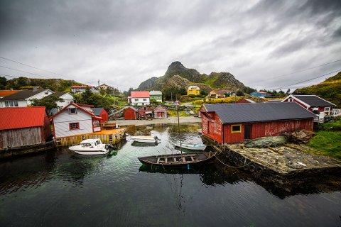 Grimsæth sier han møtte gjestfrihet og hyggelige mennesker hele veien langs ruten til Lofoten.