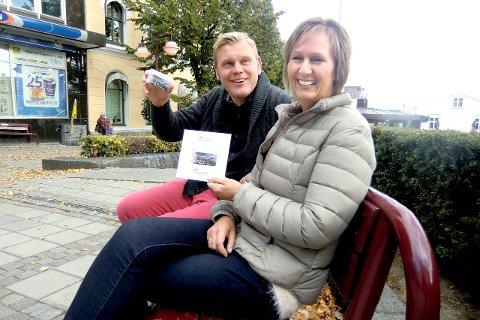 Nytt bygavekort:Ole Martin Holthe og Siw Janne Bekk som i 2013 vant et av bygavekortene. Arkivfoto