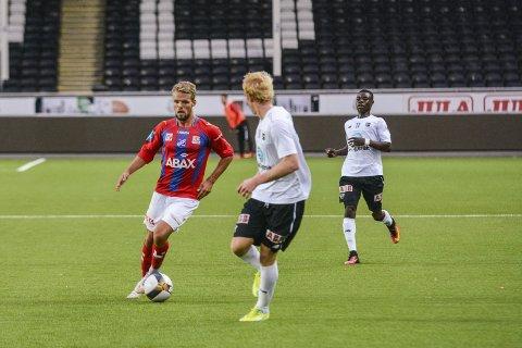 Henvendelse: Fram har fått henvendelse på Mats Haakenstad fra en klubb høyere opp i ligasystemet. En avtale der kan bety økonomisk tilskudd, som vil være vesentlig for klubbøkonomien.Arkivfoto