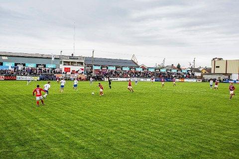 På hvilket nivå blir det fotball i Framparken i årene som kommer?