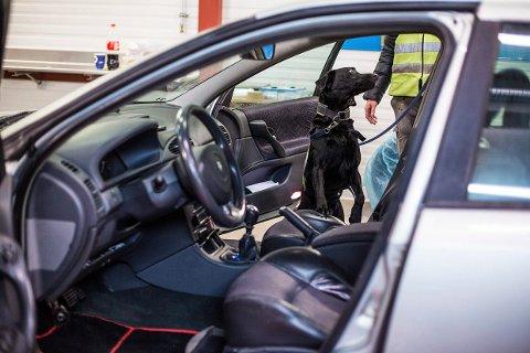 Smuglet: I bilen til nederlenderen ble det funnet 4.880 ecstasypiller, som han hevdet tre navngitte personer i Oslo hadde bestilt. Arkivfoto