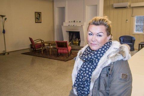 SKAL DRIVE: Trinelise Moseid Gran i Stavern og Larvik Event skal være en av driverne av karantenehotellet.