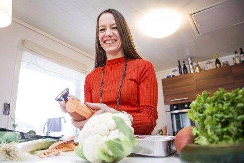 Konferansier: Camilla Maktabi skal være konferansier under lørdagens kostholdsarrangement. Arkivfoto: Sigrid Ringnes