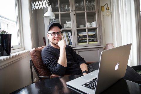 – Å jobbe som arkitekt er ofte teamarbeid. I hobbyprosjektet mitt kan jeg kjøre på uten å ta noen hensyn. Det liker jeg, sier Jarand Midtgaard.