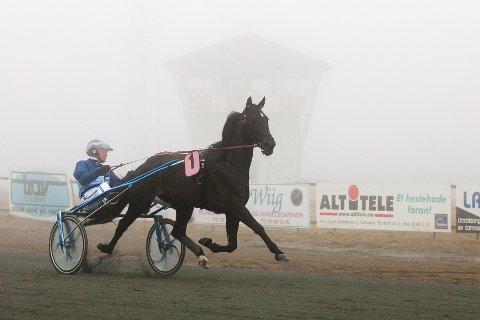 Winmecredit og Frode Hamre vant Forussprinten. Her fra et tidligere løp.