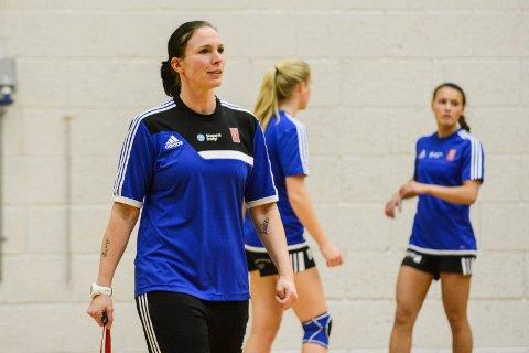 Katja Nyberg, Larvik HK rekrutt, Lerøyserien