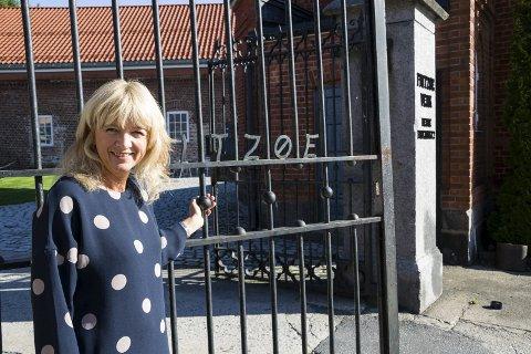 Kostbart: Daglig leder Aina Aske ved Larvik museum driver kommunens dyreste kulturtilbud der hvert besøk koster over 778 kroner i offentlige midler.arkivfoto