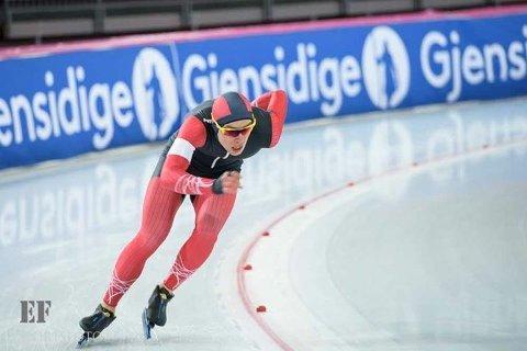 NM-KLAR: Didrik Møller Nordal kvalifiserte til å gå 5000m i NM enkeltdistanser