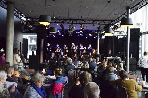 AVLYSES: To store kulturarrangementer i Larvik de neste ukene avlyses nå. Både Kulturnatt og Kimen Litteraturfestival tas av plakaten etter koronautbruddene.