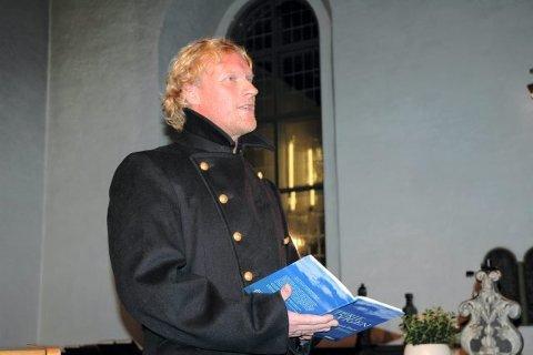 Politimann: Sven Nordin skal spille rollen som politimannen William Wisting i serien som har kapret en plass på Deadline Hollywoods liste. (Arkivfoto)