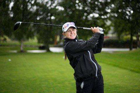 SATSER: Mariell Bruun endte på 37. plass i LET-kvalifiseringen og fikk delvis kategori i europatouren.