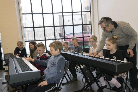 Larvik kulturskole