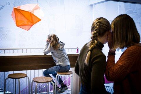 ØKNING I MOBBESAKER: - Det skal ikke være sånn at barn ikke har det trygt og godt på skolen sin, sier Grethe Thorød Bergan i Larvik kommune. (Illustrasjonsfoto)
