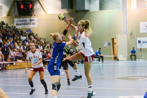 Oppsal - Larvik HK, Oppsal Arena, Kristine Breistøl,