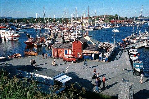 Stavern havn har utviklet seg til å bli en av de største og mest populære sommerhavner langs Oslofjord- og Skagerrakkysten.