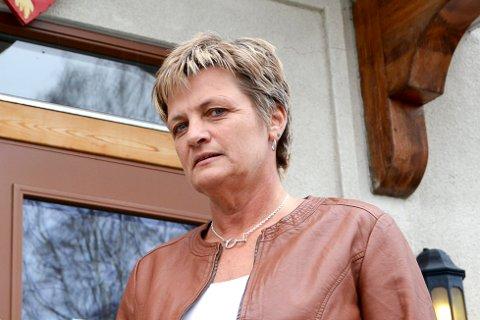FRA ASSISTENT TIL SJEF: Britt Helen Lie begynte som assistent i Kommunekassa i 1984, og kan bli sjef får hele Lardal kommune når hun nå er innstilt som konstituert rådmann.