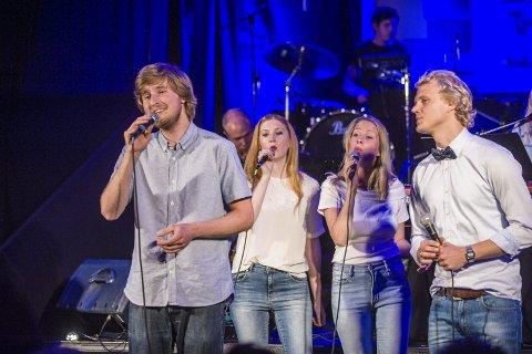 Spillelista: Suksessen fra i fjor fortsetter på Munken denne sommeren. Med nye låter og nye historier.
