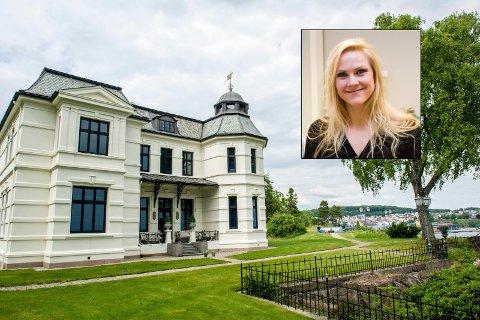 SOLGT: Dorthe Huse kjøpte Balders Have for 16 millioner i 2017. Nå er boligen solgt, for 24,5 millioner kroner.