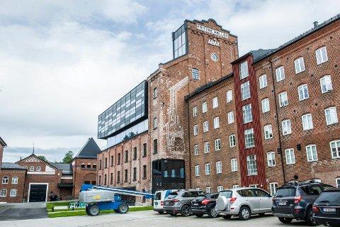ABAX flyttet i august 2015 inn i den gamle Mølla i Hammerdalen.