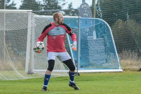 SØKER SPILLERE: Spillende trener Roy Christian Johansen satser på å stable et lag på beina i 5. divisjon neste sesong.