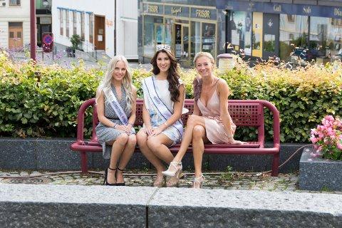 Vilde Andresen Bø, Kaja Caroline Kojan og Klara Szalai
