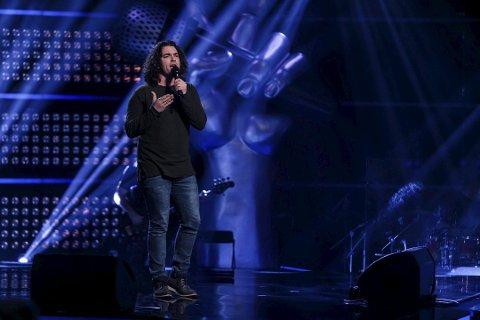 Stemmeprakt: Anders Gjønnes er kjent for sin stemmeprakt. Denne høsten deltar han i The Voice på Tv2. Foto: TV2