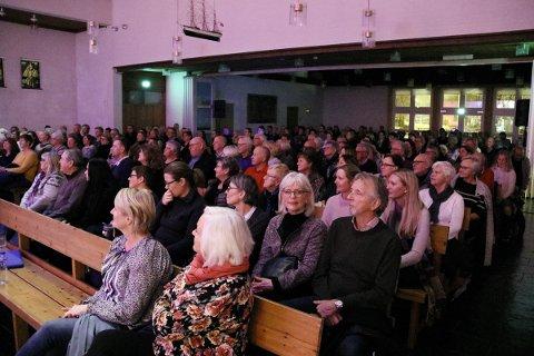 Vårt flotte publikum