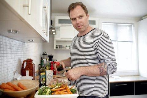 DAGLIG LEDER: Gard Erik Mortensen er ny daglig leder av Stavernfestivalen.