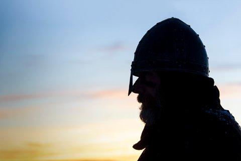 BIRKEBEINER: Dette er Sverre, en villmann fra Lågendalen