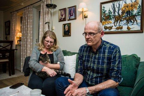 FÅR ERSTATNING: Ikke over: Roar Juel Johannessen og Anne Langås har kjempet for rettferdighet etter at datteren Kristin ble drept i 1999. Nå får de likevel voldsoffererstatning.