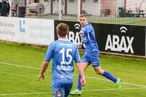 TILBAKE: Henrik Gustavsen er klar for 1. divisjonsfotball med Notodden etter fire sesonger på tredje øverste nivå.