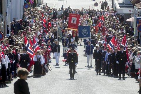 17.MAI: Nå er det ikke lenge til nasjonaldagen skal feires. Her finner du 17.mai - programmet for 2018 i Larvik kommune.