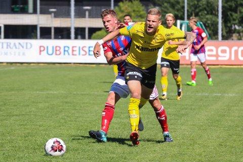Da lagene møttes i Framparken forrige sesong endte det med en 4-1-seier til bortelaget.