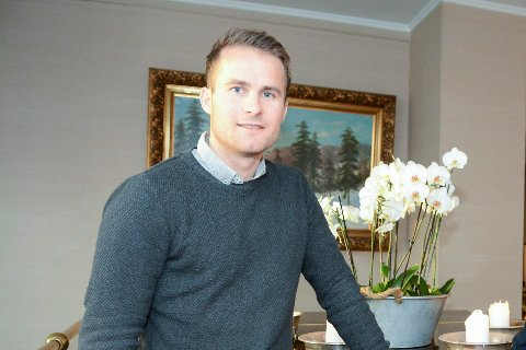 SKRIVER OM FRAM: Tidligere sportslig leder Ørjan Berg Hansen.