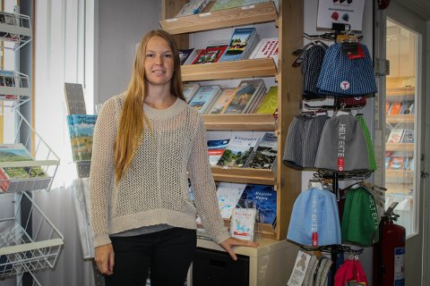 LOVER OG REGLER: - Hovedregelen minimum 150 meter fra bebodd hus eller hytta opptil to døgn, forteller Solveig Irene Dovlen fra Larvik og Omegns Tursitforening.