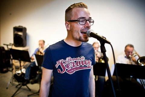 ROCKER: Ole Børud gleder seg til å komme i gang med Stjernekamp. Første sjanger ut er rock. (Arkivfoto)