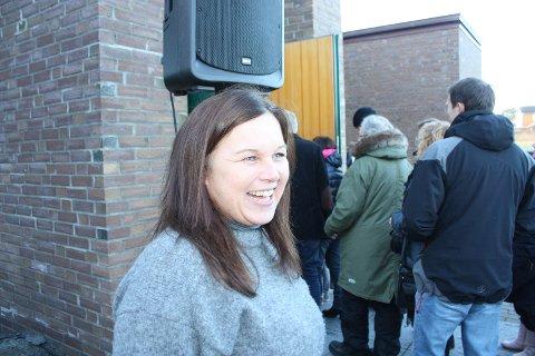 Guro Rimstad er rektor på Berg skole, og leder av nærmiljøutvalget. Hun har både beina og hjertet godt planta i bygda.