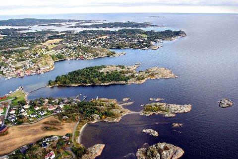 Oterøya - Gonland - Steinsnes