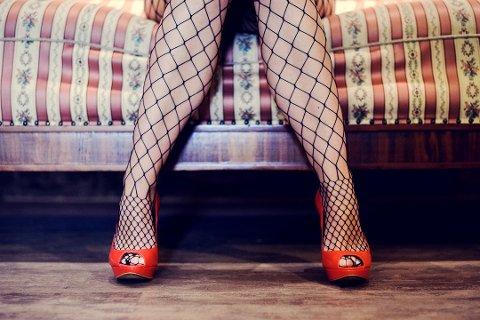SOLGTE SEX I LARVIK: De russiske prostituerte betjente kunder fra mannens leilighet i Larvik i flere år.