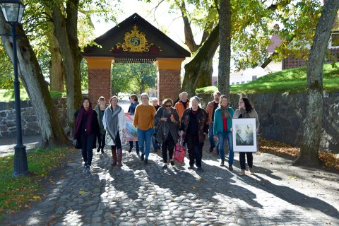 HØST: De to første helgene i oktober byr på den store høstutstillingen i Stavern.