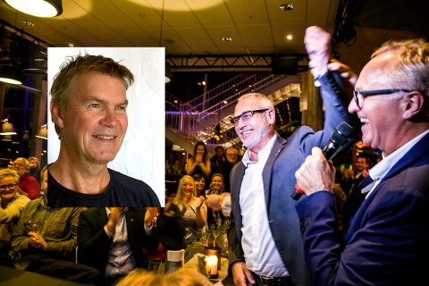 Ett år igjen: Blir det Høiseth som hylles også neste høst, eller blåser Erik Bringedal inn på en Høyre-vind?