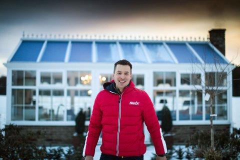 ET EVENTYR: Gründer Sven Holhjem fra Larvik satset alt på å realisere sin største drøm. – Det har blitt bedre enn jeg kunne håpe på.