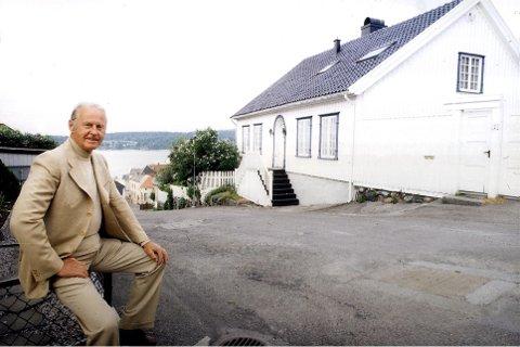 IKKE I TVIL: Hvis Thor Heyerdahl hadde sittet på gutterommet i dag, sett over pæretreet og blitt spurt om han ville at Jenin skulle bli vår vennskapsby, hadde det forundret oss om han ikke hadde sagt: Selvfølgelig! skriver Rødts Erik Ness.