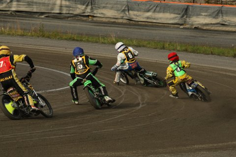 FØRSTE GANG: Magnus Klipper fra Larvik deltok i NC for første gang denne sesongen og vant
