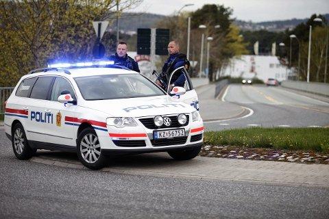 MÅ SPARE: Det blir trangt også på neste års budsjett i politiet i Sør-Øst politidistrikt og nå må de spare inn på stillinger.