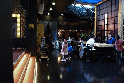 Kafeen i Sliperiet er arena når kulturplanene skal presenteres torsdag.