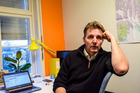 HOLDER UT: Paal-Espen Wingaard i Larvik By forteller at alt blir som vanlig ut året.